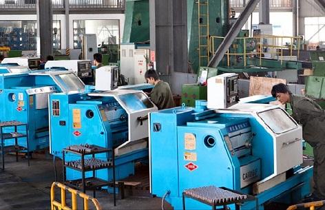 valve CNC machining