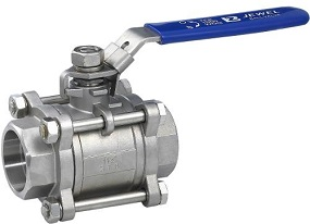 Floating Stainless Steel Ball Valves