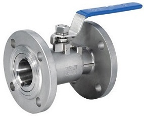 unibody ball valve floating type, reduced bore