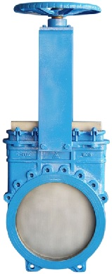 MTB-HNR Series Knife Gate Valve