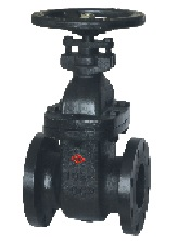 10K non rising stem gate valve.