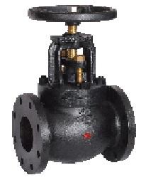 125/150LB globe valve.