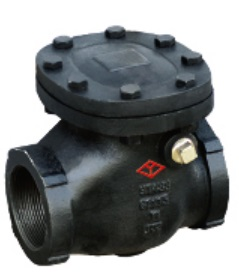 125LB Screw Connection Swing Check Valve