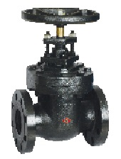 250LB non rising stem gate valve.
