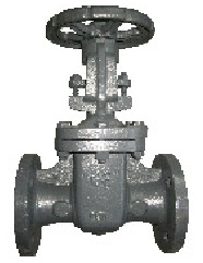 DIN Metal Seal OS&Y Gate Valve