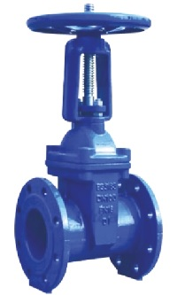 DIN Resilient Seat OS&Y Gate Valve